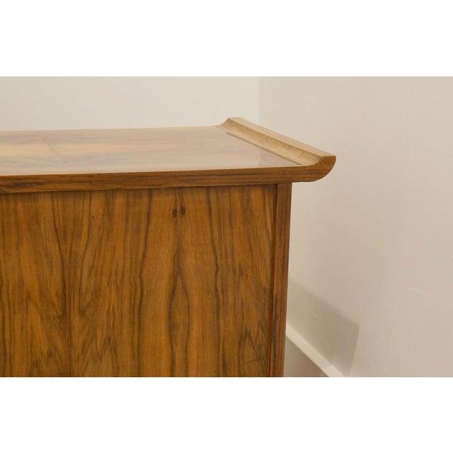 Art Deco Walnut Cabinet - Image 6 of 10