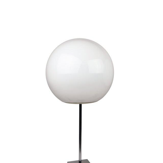 Contemporary Pair of Sonneman Lollipop Table Lamps For Sale - Image 3 of 9