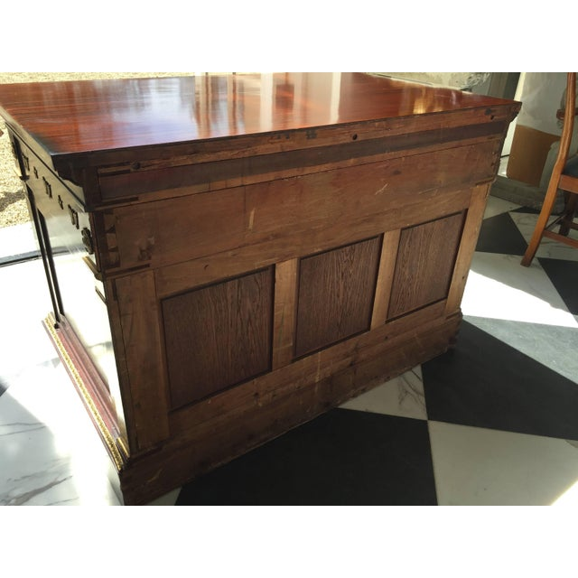 Mahogany Empire Cabinet For Sale - Image 9 of 10