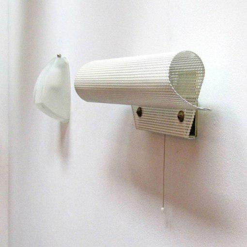 Maison Lunel French Perforated Wall Light by Lunel For Sale - Image 4 of 10