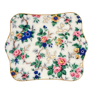 Crown Ducal Ascot Square Tray For Sale
