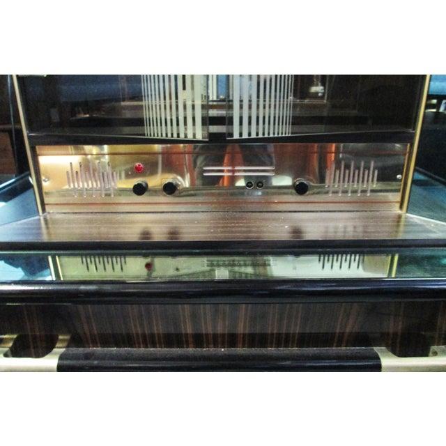 Illuminated Glass Curio Hutch & Mivox Stereo - Image 6 of 10