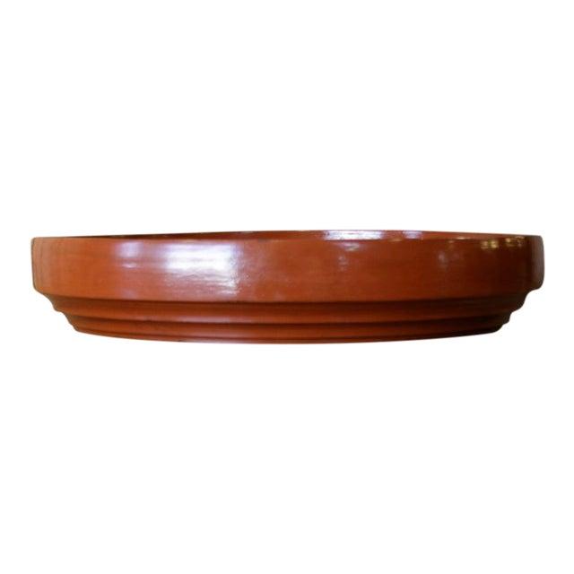 Large Tibetan Fruit Platter For Sale