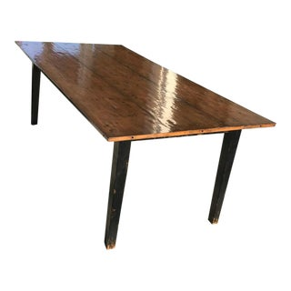 James Radin Custom Dining Table