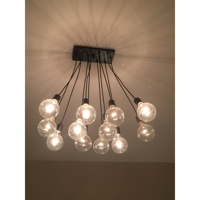 Contemporary Ceiling Light - Image 2 of 4