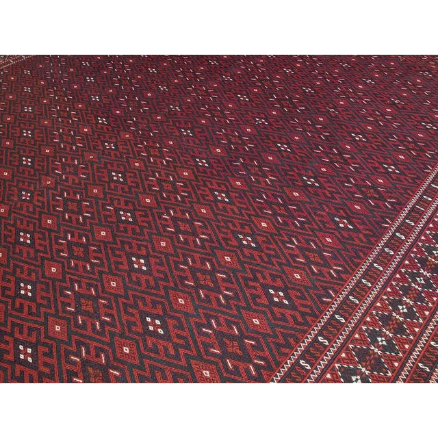 Turkmen Palas (Kilim) For Sale - Image 4 of 6