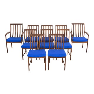 Set of Dux Dining Chairs For Sale
