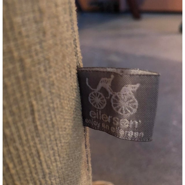 Vintage Danish Niels Eilersen Sofa -A Pair For Sale In Tampa - Image 6 of 11