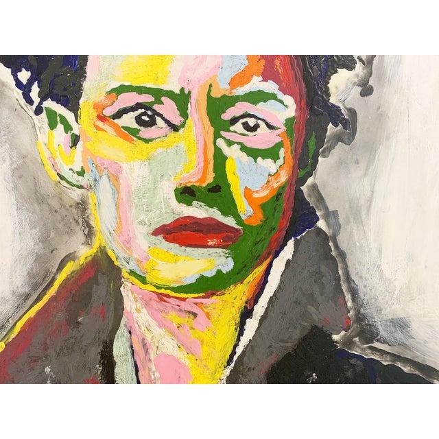 White John O'Hara. Av. Encaustic Painting. For Sale - Image 8 of 10