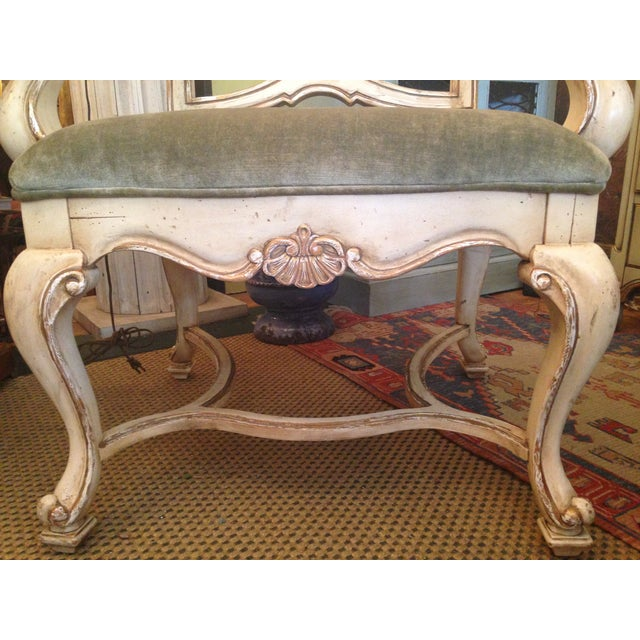 Carved Italian Armchairs - A Pair - Image 5 of 9