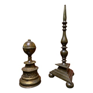 19th Century Grand Tour Period Table Articles - a Pair For Sale