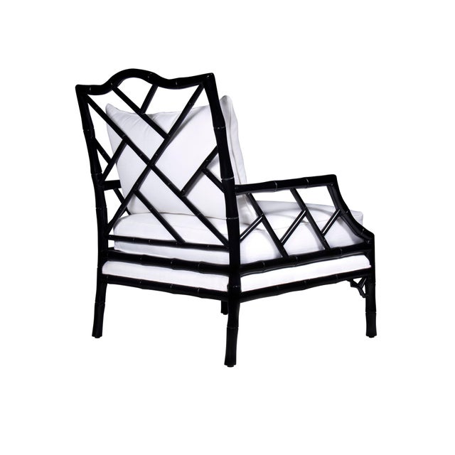 Kennedy Lounge Chair - Ebony Lacquer - Image 3 of 4