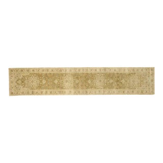 Transitional Persian Style Carpet Runner 03'00 X 15'05 For Sale