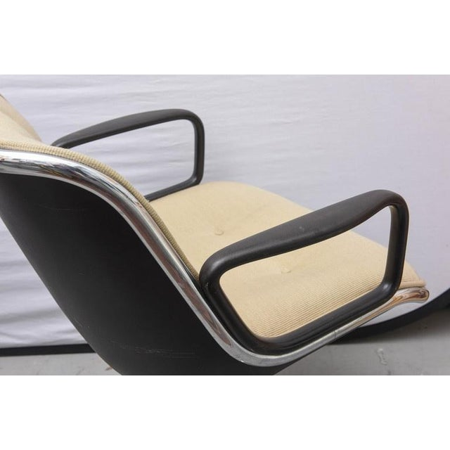 Pair of Charles Pollock for Knoll Executive Chairs, 1970s Usa For Sale In Miami - Image 6 of 9