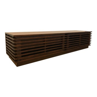 Contemporary Wooden Tv Media Cabinet For Sale