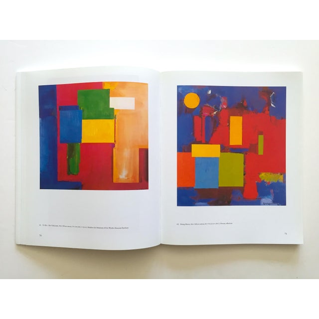 Mid-Century Modern Hans Hofmann Rare Vintage 1990 1st Edition Abstract Expressionist Collector's Whitney Museum Exhibition Art Book For Sale - Image 3 of 13