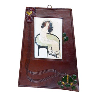 Jugendstil Period Picture Frame For Sale