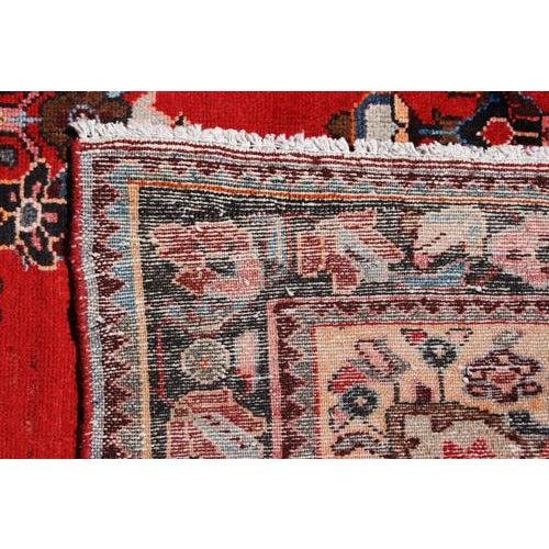 Handmade Persian Lilian Rug - 5″ × 7″ - Image 5 of 5