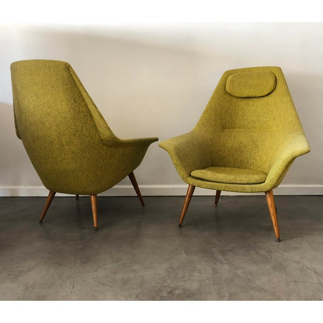 Torbjorn Adfal Butterfly Chairs, a Pair For Sale - Image 9 of 9