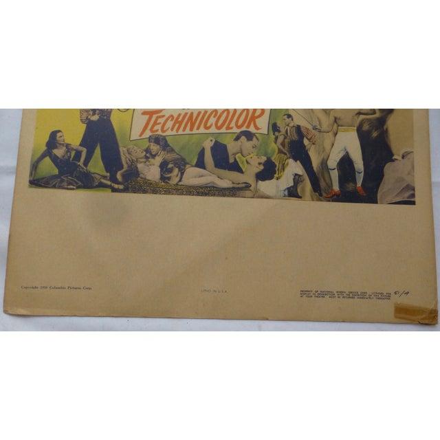 1950s Valentino Movie Lobby Card - Image 6 of 11