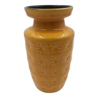 Wgp Scheurich Prisma Mid Century Vase For Sale