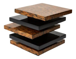 Image of Newly Made Lacquer Side Tables