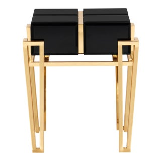 Nubian Side Table From Covet Paris For Sale