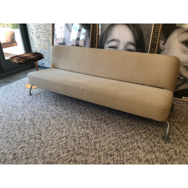 1990s B&b Italia Lunar Sofa Sleeper For Sale In Los Angeles - Image 6 of 6