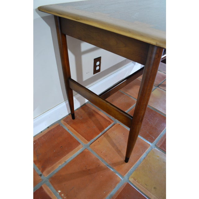 Mid Century Modern Desk by Lane Acclaim For Sale In Miami - Image 6 of 12