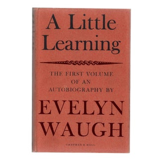"""1964 """"A Little Learning, Volume I"""" Collectible Book For Sale"""