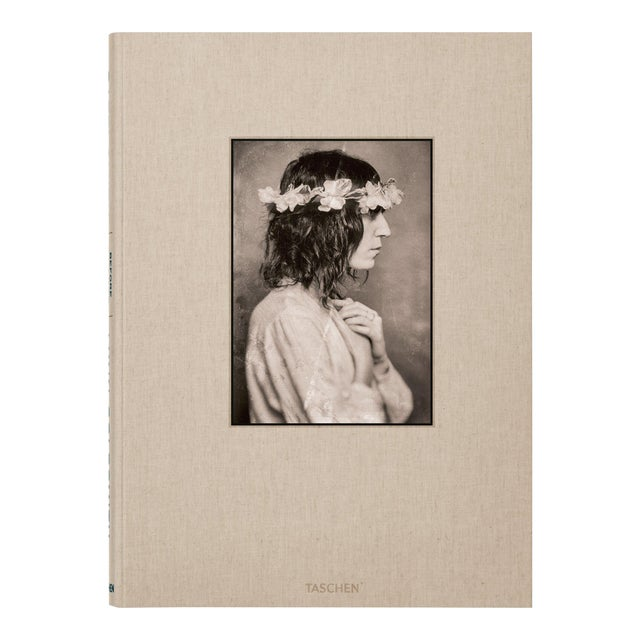 """""""Patti Smith"""" by Lynn Goldsmith Photography Collection Autographed Collector's Edition For Sale"""