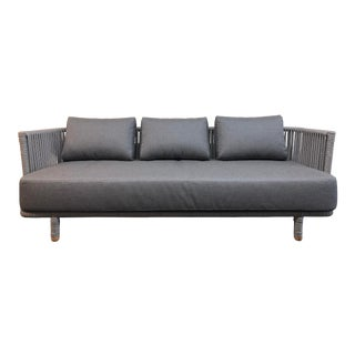 New Moments Sofa by Cane-Tine For Sale