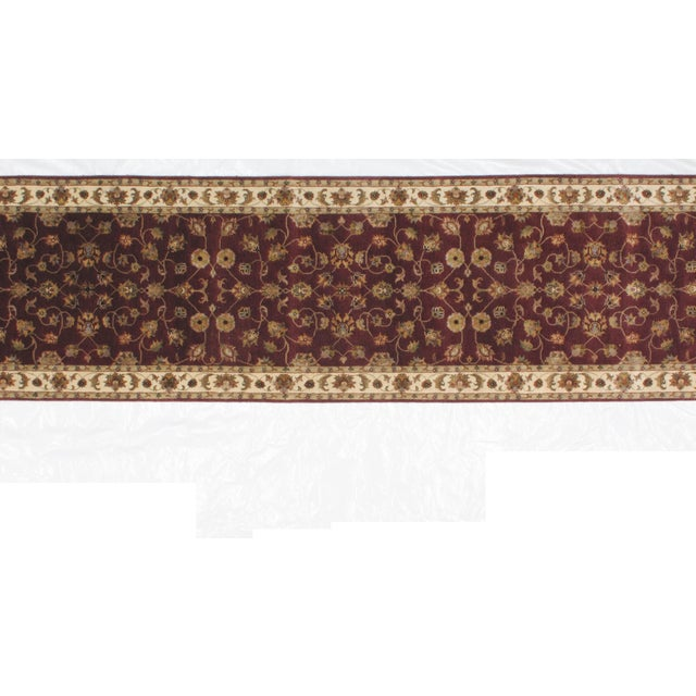 "Islamic Leon Banilivi Tabriz Runner -- 2'8"" x 10' For Sale - Image 3 of 5"