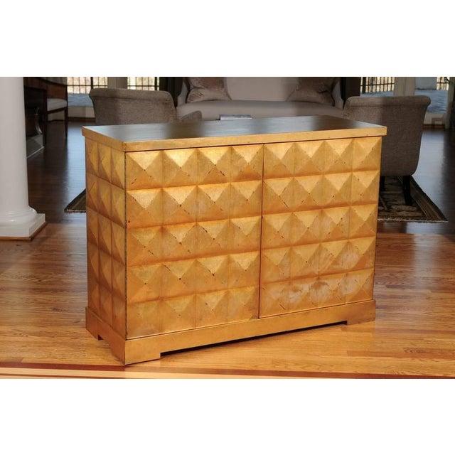 Elegant Custom Diamond Cabinet by Barbara Barry for Baker For Sale - Image 9 of 10