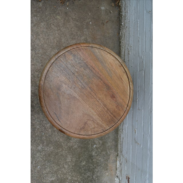 Round Side Table - Image 3 of 4