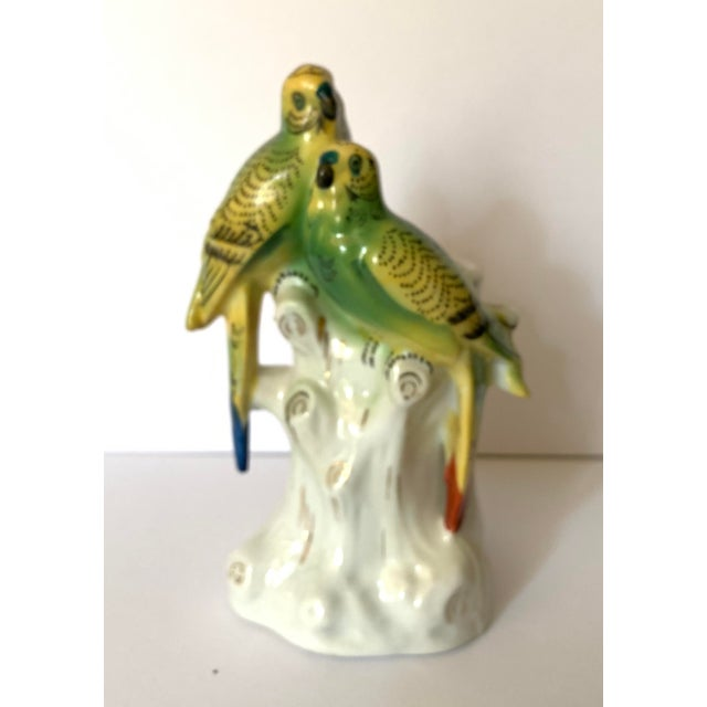 Japanese Porcelain Painted Bird Bud Vase For Sale In Wichita - Image 6 of 8