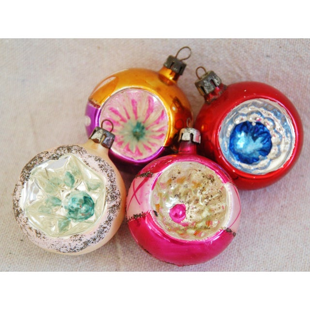 1950s Christmas Ornaments & Box - Set of 12 - Image 7 of 10