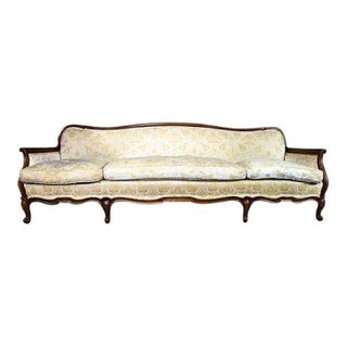 """87""""W Widdicomb Mid-Century French Provincial Sofa Preview"""