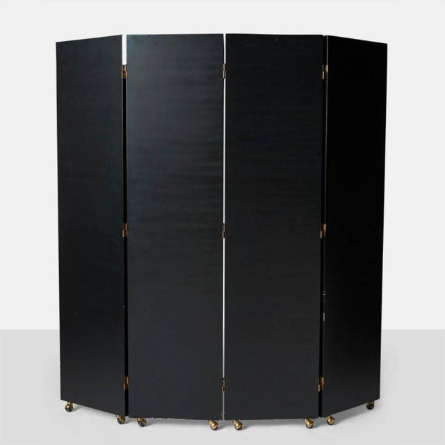 2000 - 2009 Scaletta Folding Screen by Piero Fornasetti For Sale - Image 5 of 9