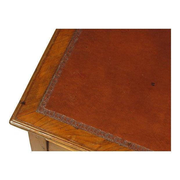 19th Century Directoire Bureau Plat - Image 7 of 7