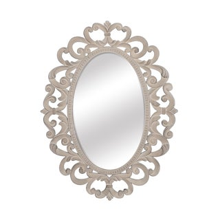 Franchesca Oval Wall Mirror For Sale