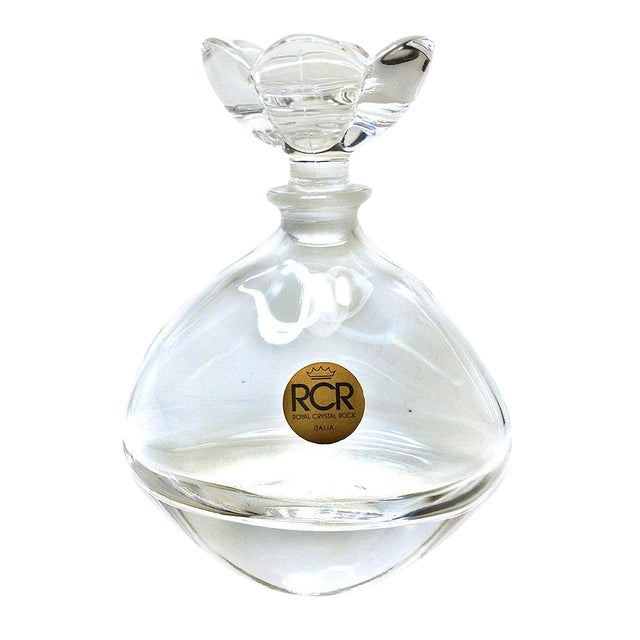 Crystal Rock Perfume Bottle - Image 1 of 4