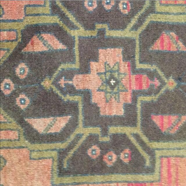 Baluchi Persian Rug - 2′7″ × 4′5″ - Image 8 of 9