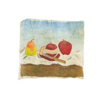 Vintage Kal Greene Still Life Painting For Sale