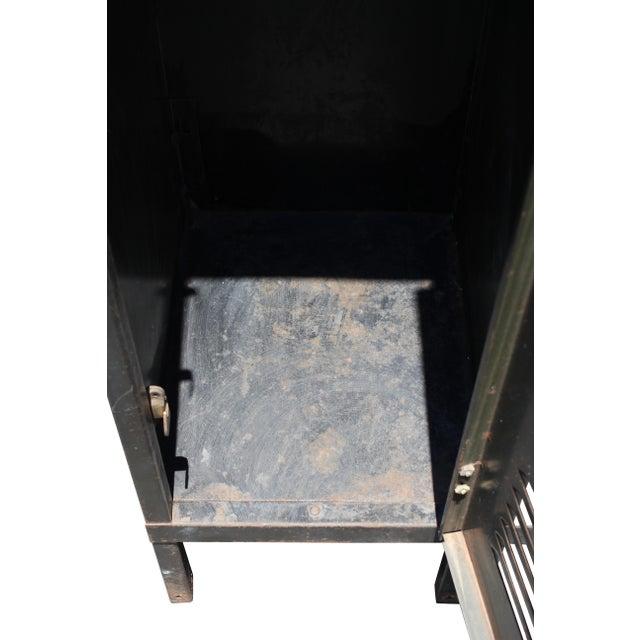 Metal Vintage Metal Lockers For Sale - Image 7 of 10