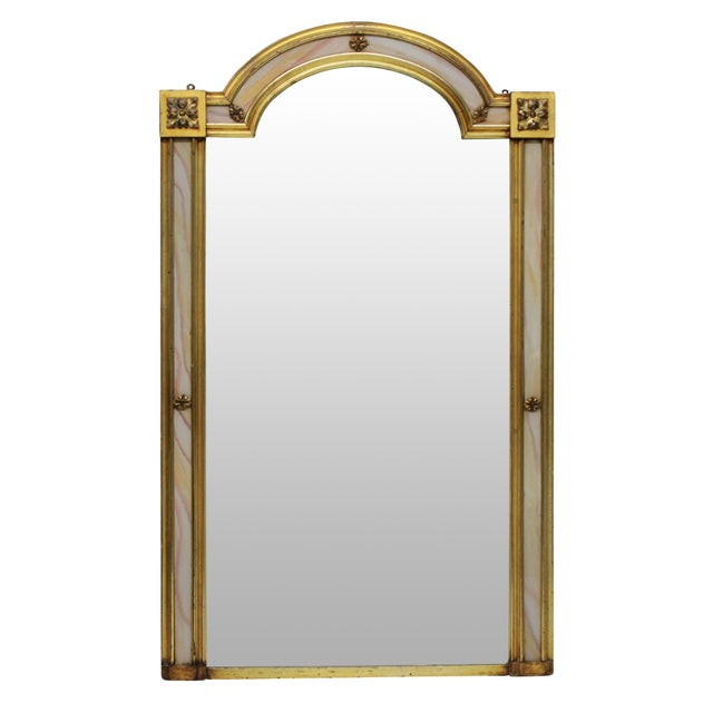 A Venetian Mirror For Sale - Image 4 of 4