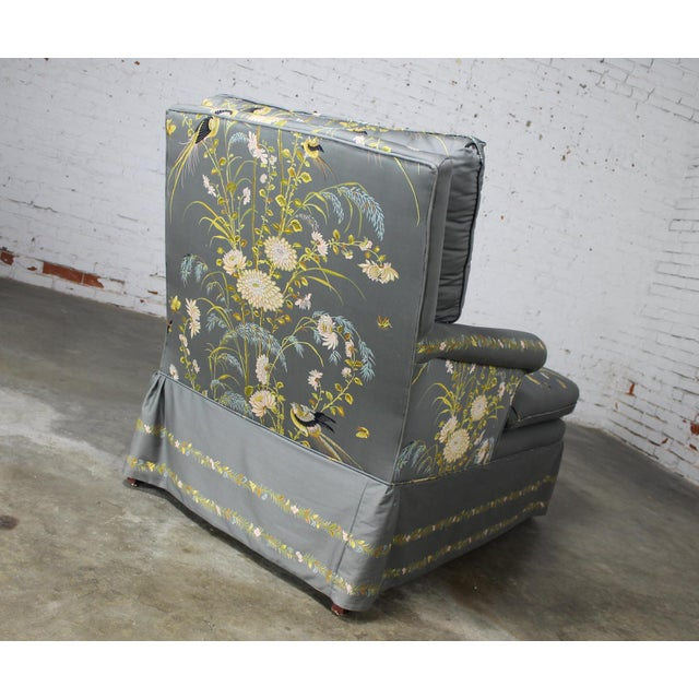 Vintage 1940's Newly Upholstered Double Armed Chaise Lounge - Image 5 of 11