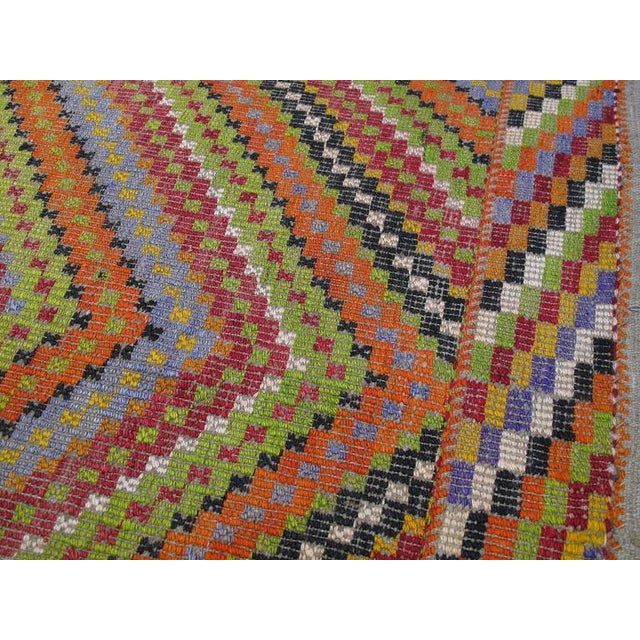 "Textile West Anatolian ""Zili"" For Sale - Image 7 of 10"
