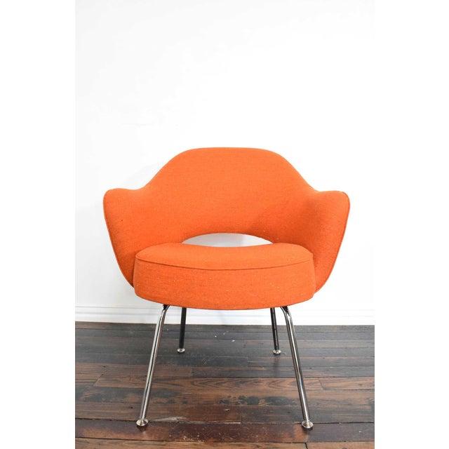 Knoll Eero Saarinen Executive Armchair For Sale - Image 10 of 10