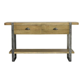 Sarreid LTD Work Bench Console
